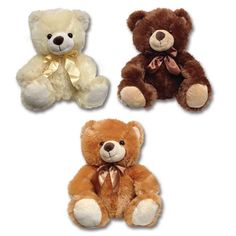 """2513 - Wholesale Teddy Bears - 11"""" Teddy Bears"""