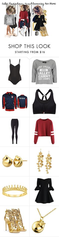 """""""Face Beet-Red!! It's the First Competition! The Chugoku, Shikoku, and Kyushu Championship"""" by frootloop16 ❤ liked on Polyvore featuring Bebe, Ballet Beautiful, Daytrip, Rhinox, Sweaty Betty, Beyond Yoga, Riedell, Tory Burch, Chicwish and Giuseppe Zanotti"""