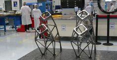 Thales Alenia Space y Poly-Shape consiguen fabricar la mayor pieza metálica impresa instalada en un satélite - http://www.hwlibre.com/thales-alenia-space-poly-shape-consiguen-fabricar-la-mayor-pieza-metalica-impresa-instalada-satelite/