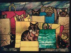 Bag Kitties by Michal Adams