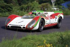Brian Redman Porsche