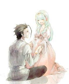 Isaac and Dunya / Magi