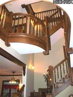 staircase on harmonhomes.com