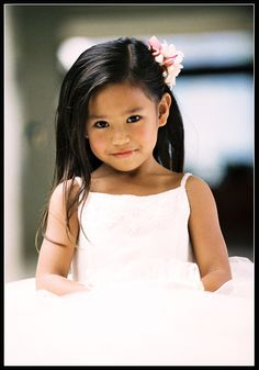 "Photograph entitled ""Hawaii Wedding"" -------- (by MUSE Bride on Precious Children, Beautiful Children, Beautiful Babies, Beautiful People, Cute Kids, Cute Babies, Baby Kind, People Of The World, Hawaii Wedding"