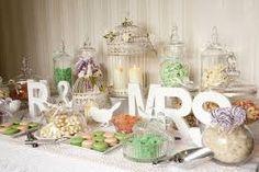 Afbeeldingsresultaat voor snoeptafel bruiloft