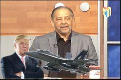 """Huchi Lora: """"Donald Trump Necesitaba Una Guerra Con Urgencia"""""""