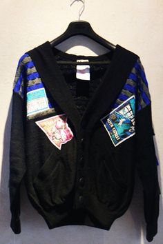 Vintage kansai yamamoto sweater ZVDaw
