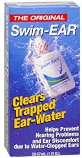 Swim Ear Clears Trapped Ear - Water Drying Aid - 1 Oz Ml)/ pack, 2 pack: Swim Ear clears trapped ear water drying aid Dries water in the ears and relieves water-clogged ears, thereby relieving discomfort, the sensation of fullness or hearing impairment. Swimmers Ear Treatment, Swimming Aids, Swimming Diving, Scuba Diving, Summer Camp Packing, Tapas, Clogged Ears, The Originals, Water