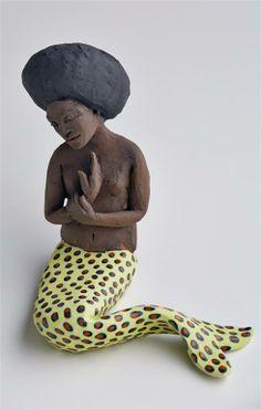 Afro Mermaid http://www.maureenvisage.co.za/