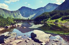 Mountain lake - Rohace, Slovakia