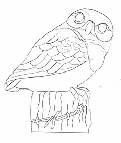 Bill Prickett shows you how to carve this little owl The idea of carving a little owl was the result of some memorable encounters with these characterful members of the owl family. While walking near our home in Kent in an area of mixed trees and gras