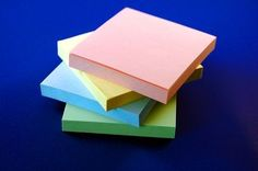 Make your own padding compound to hand make notepads.