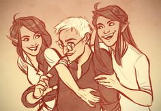 Critical Role Fan Art Gallery – A Family of Adventurers   Geek and Sundry
