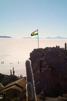 Q viva Bolivia^^