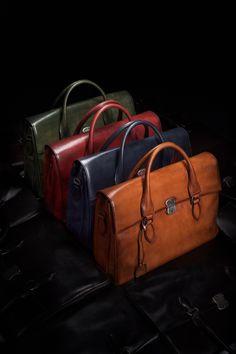 Berluti E'Mio bags