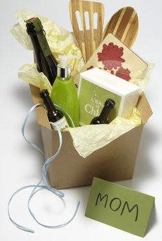 DIY - 3 Mothers Day Care Package Ideas