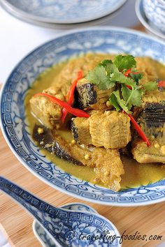 Ikan Pari Kuah Lada is a typical dish for everyday meals in a Peranakan household in Melaka and Singapore. It is essentially stingray cooked in a peppery sauce. The piquant flavours carried through…