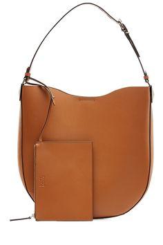 Karl Lagerfeld – Leather Hobo-Bag School