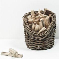 Kindling Basket - Shaped