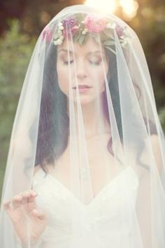 floral crowns for wedding in redwoods - Google Search