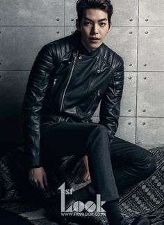Kim Woo Bin makes history as first East Asian model for Calvin Klein Jewelry