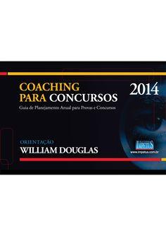 Coaching para Concursos: Guia de Planejamento Anual para Provas e Concursos.