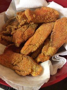 Creole seasoned tilapia