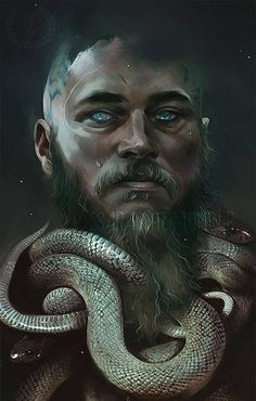 """""""Ivar...your father is dead...Killed by serpents. Cold, in the cold iron earth...Ragnar lies..."""""""