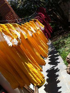 Amarelo Açafrão