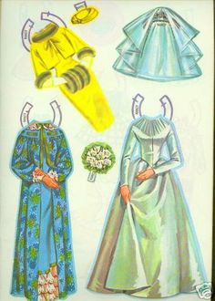 1968 Wedding Day* The International Paper Doll Society by Arielle Gabriel for all paper doll and paper toy lovers. Mattel, DIsney, Betsy McCall, etc. Join me at ArtrA, #QuanYin5 Linked In QuanYin5 YouTube QuanYin5!