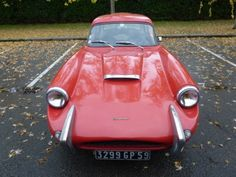 Sabra Car Israel | Mythic & Prestige Cars : SABRA Coupé 1967