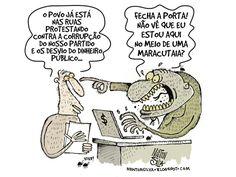CORRUPTOS TRABALHANDO