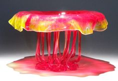 Fluttuante https://www.facebook.com/Jellyfish-Glass-DanielaForti