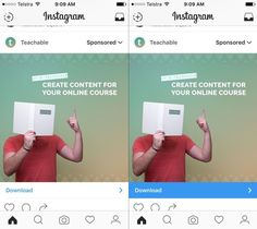 Instagram Upgrades Call to Action Buttons, Adds New Video Ad Tool | Social Media…