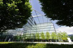 L'incroyable essor de Sécheron. Campus Biotech. © Thierry Parel