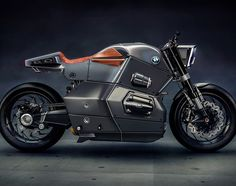 BMW Urban Racer Concept Motorcycle | Nice bike. BMW, get to work.