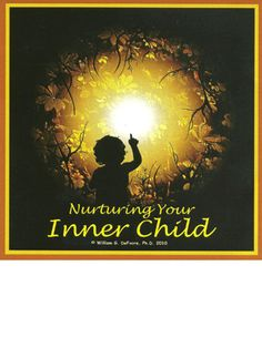 Your inner child is the true essence of your joy, fear and sorrow, respect these parts of yourself for they are the feeling which guides you to make better choices about your thoughts.