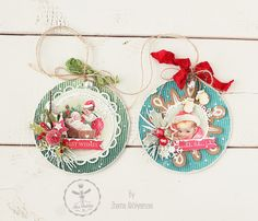 Sweet Papers by Zhanna: Волшебный Новый год с Bee Shabby!