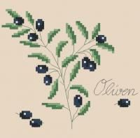 Olivenzweig-olive branch