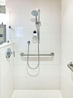 Grab Bars In The Shower Prevent Slips And Provide Extra Support For  Children And Seniors