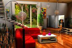 20 Ideen für beeindruckende Wohnzimmer Dekoration  - http://wohnideenn.de/wohnzimmer/11/beeindruckende-wohnzimmer-dekoration.html  #Wohnzimmer