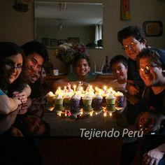 Primeros 150 millones de reproducciones de los videos de Tejiendo Perú!  GRACIAS!