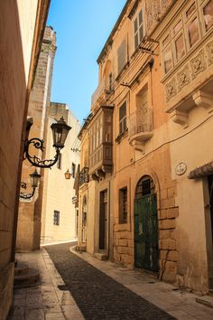 San George St, Gozo, Malta