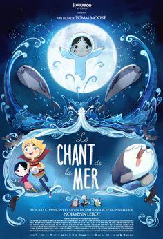 Le chant de la mer : magnifique film d'animation !