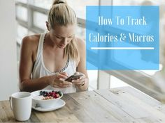 How do you keep your workouts and diets in check? We discuss the reasons and best apps for food loggingand how they can help you measure your fitness progress.  I am a big believer in tracking fitness progress. Doing so not only keeps you motivated, but it can also help you make sense of