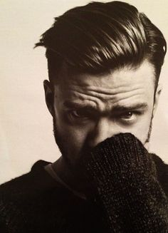 Justin Timberlake... The ultimate eye candy! My fav!