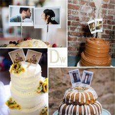 Polaroid идеи для свадьбы   DiscoverWedding.ru
