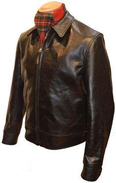 The Original Hercules - Aero Leather Clothing, Scotland, UK