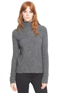 MARC BY MARC JACOBS Wool Blend Turtleneck Sweater available at #Nordstrom
