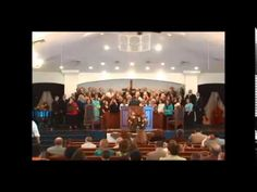 Pleasant View Baptist Church Adult Choir He's Coming McQuady, KY - For when I need a reminder. <3